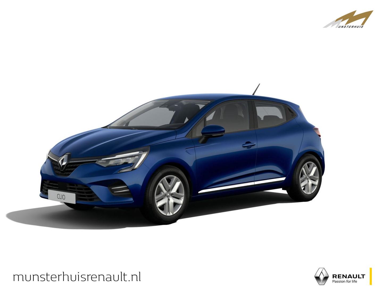 Renault Clio Tce 90 zen - nieuw - wordt verwacht
