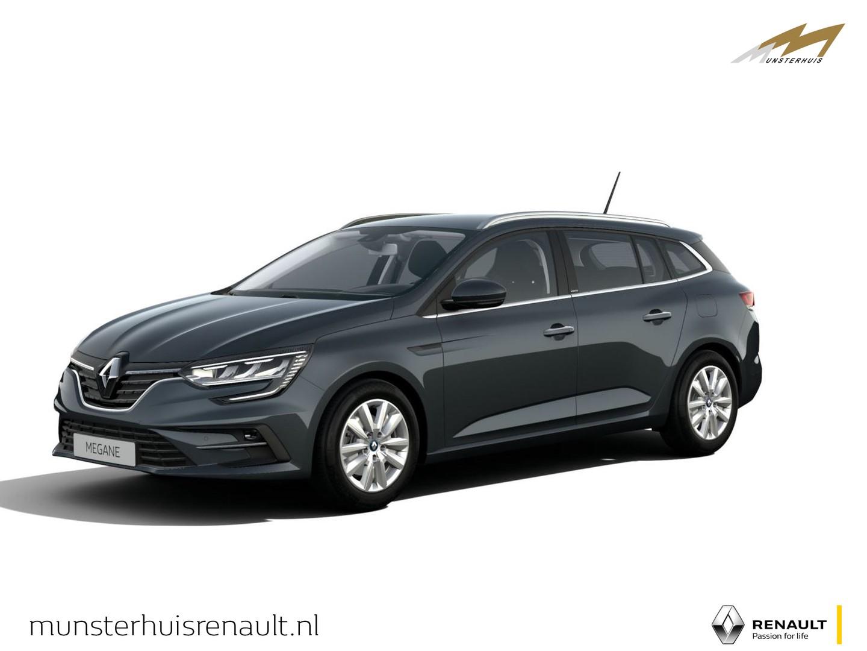Renault Mégane Estate plug-in hybrid 160 zen - nieuw - hybride - wordt verwacht