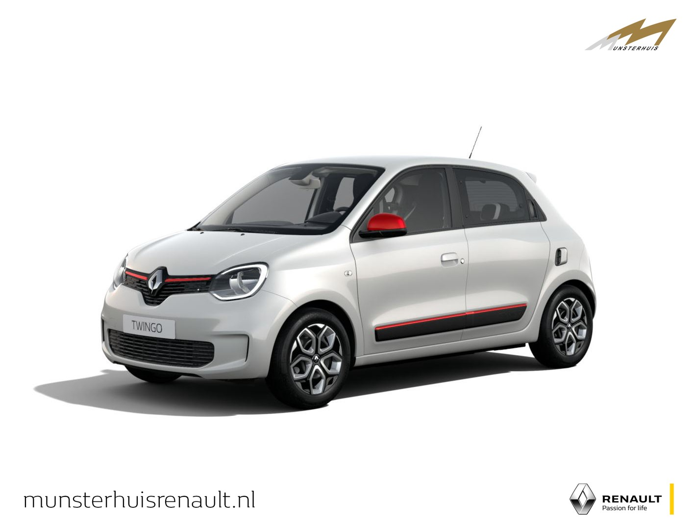 Renault Twingo Collection sce 65  - nieuw - wordt verwacht