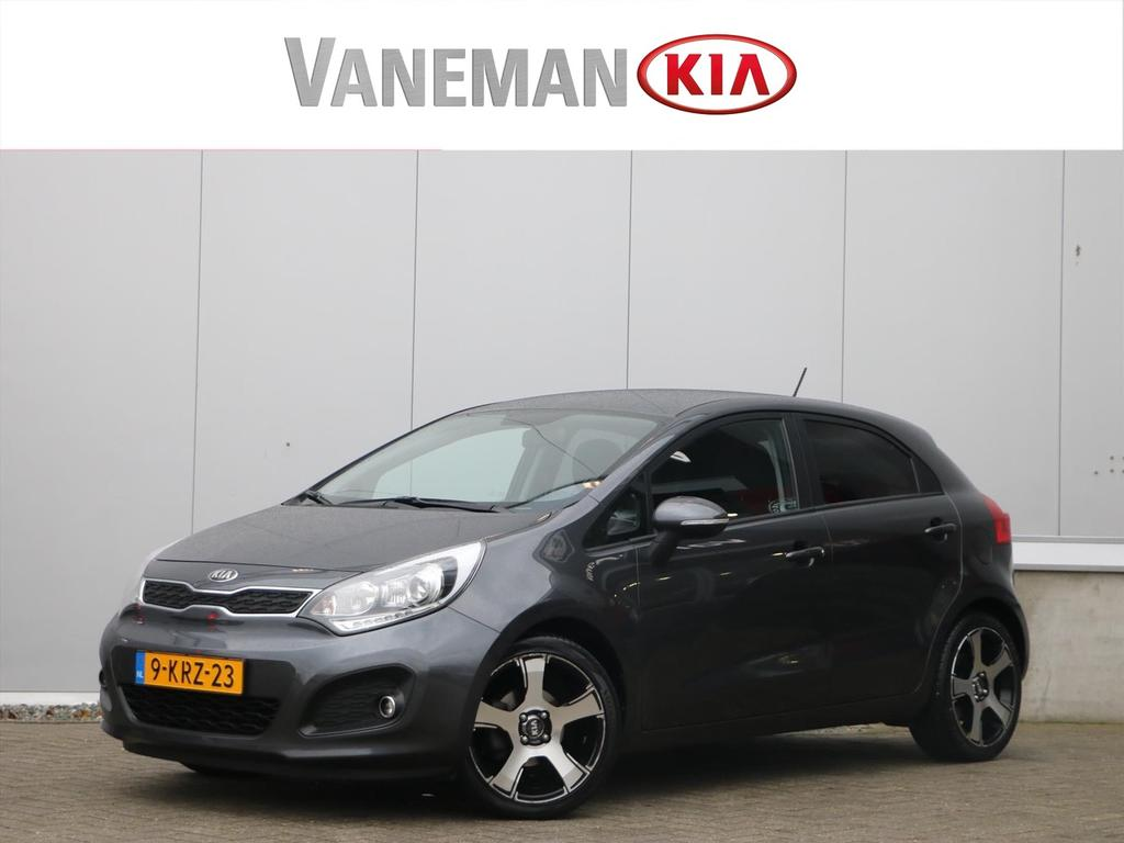 Kia Rio 1.2 cvvt 85pk eco dynamics 5d plus pack/ navi /