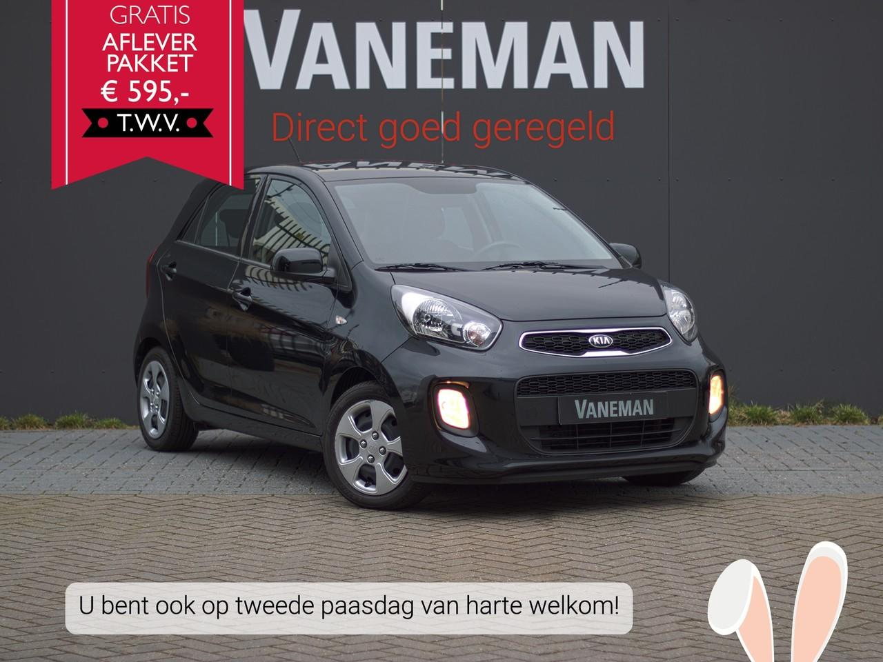 Kia Picanto 1.0 cvvt 5d colorline