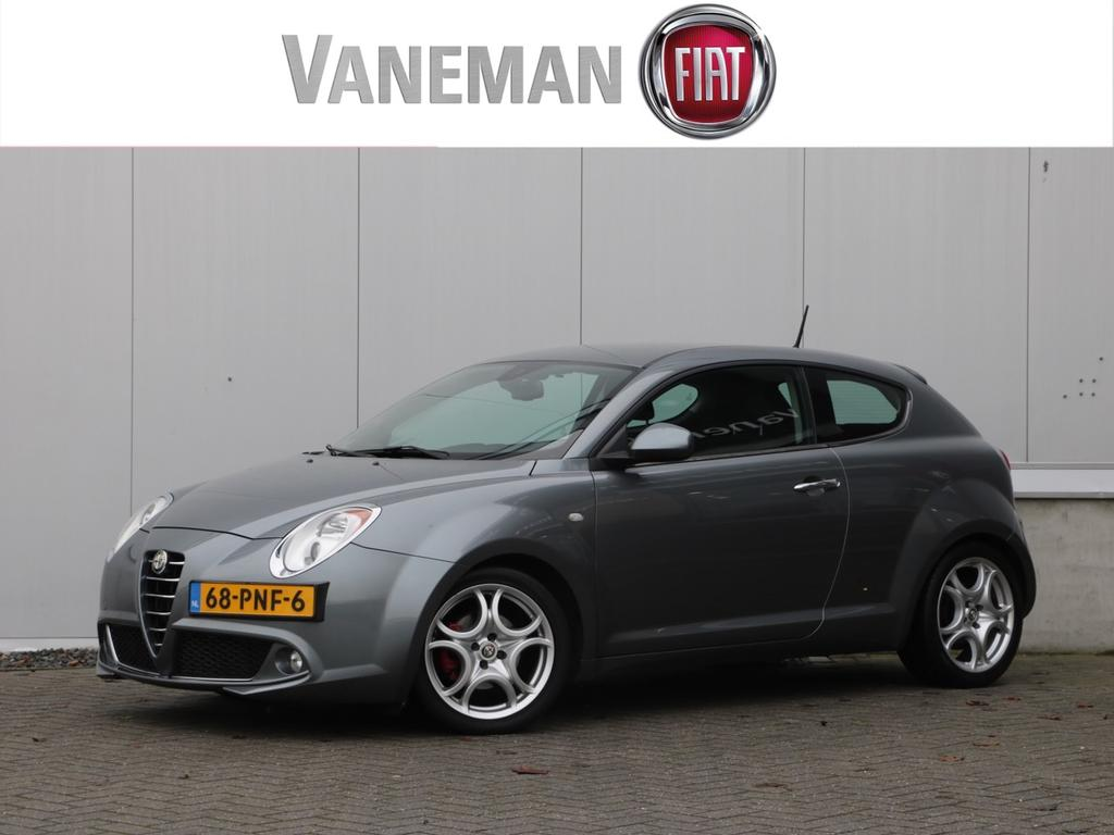 Alfa romeo Mito 1.4 turbo multi air 135 pk tct
