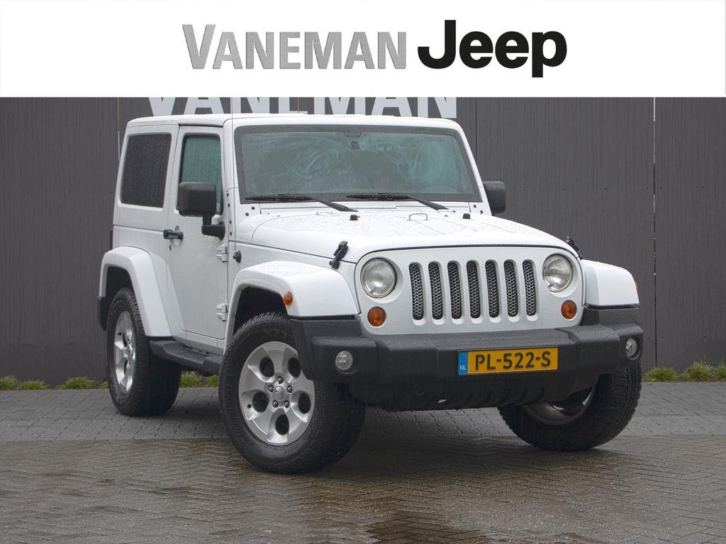 Jeep Wrangler 3.6 v6 automaat / navi / leder