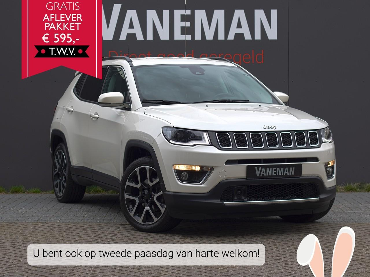 Jeep Compass 1.4 turbo limited