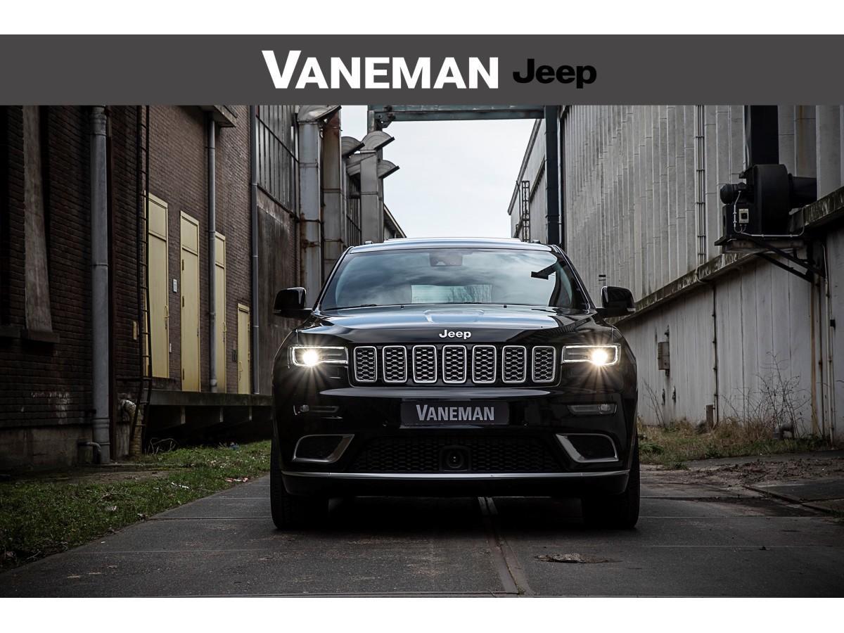 Jeep Grand cherokee 3.0 v6 multijet 250pk 4wd summit