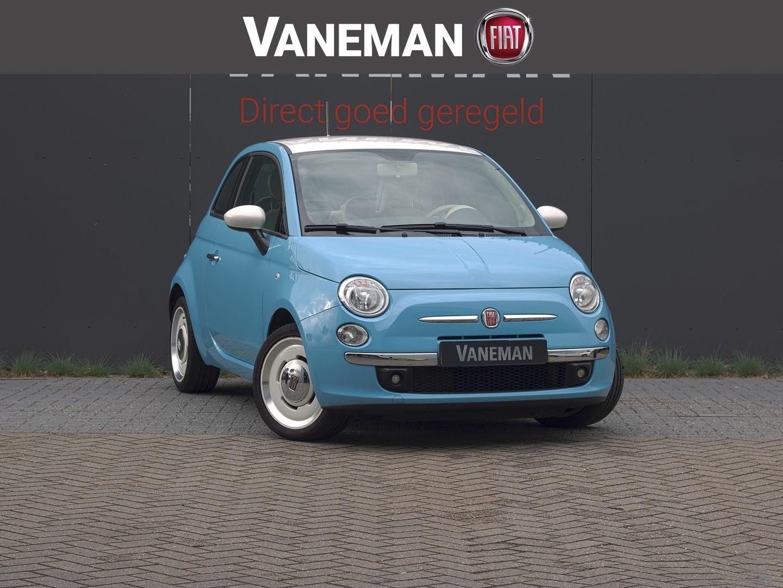 Fiat 500 1.2 69 vintage