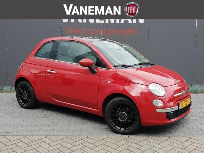 Fiat 500 0.9 85pk twinair turbo lounge