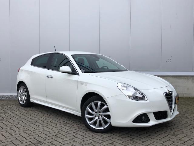 Alfa romeo Giulietta 1.4 turbo 150pk