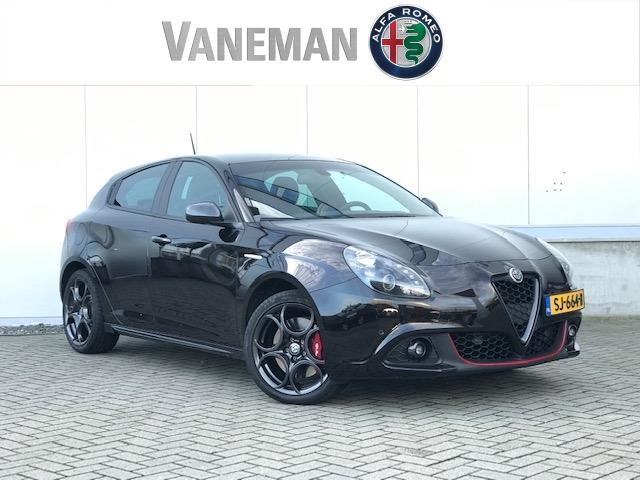 Alfa romeo Giulietta 1.4 turbo ma 170pk tct business super