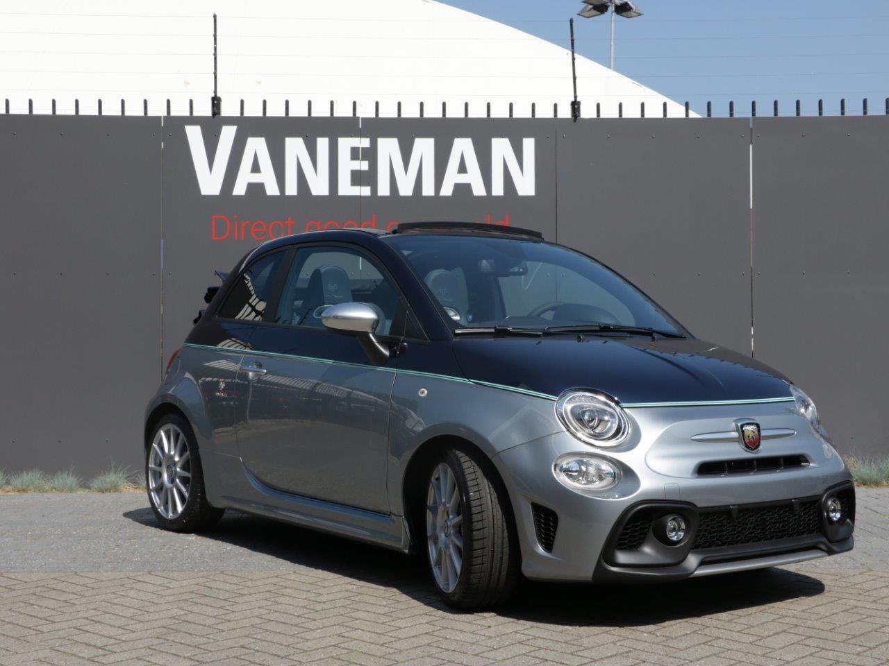Abarth 595 1.4 t-jet 180pk rivale