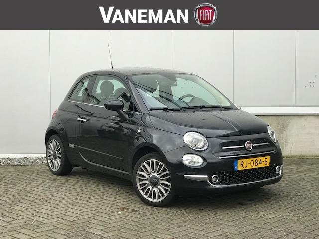 Fiat 500 1.2 69pk lounge / navi /