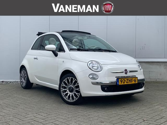 Fiat 500c 0.9 85pk turbo twinair lounge