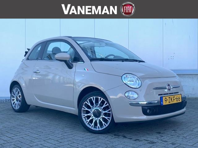 Fiat 500c Turbo twinair 80pk lounge
