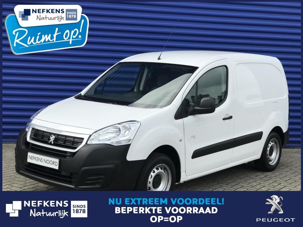 Peugeot Partner 120 l1 profit+ *airco* *nieuw!*nefkens ruimt op!*