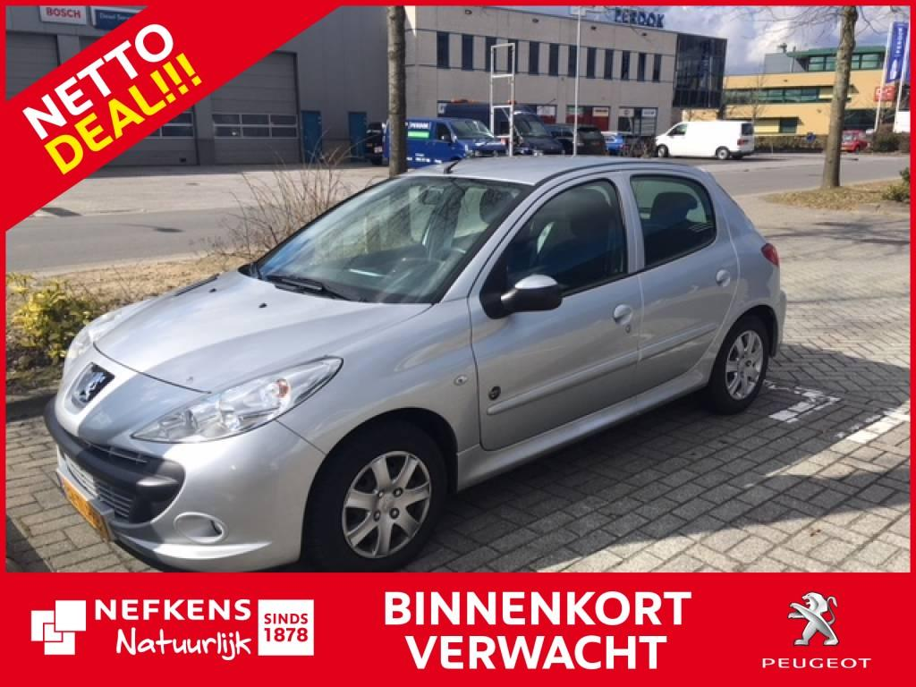 Peugeot 206+ 1.4 urban move 5drs *airco!* *cruise control!* * *netto deal!* *rijklaar prijs!*
