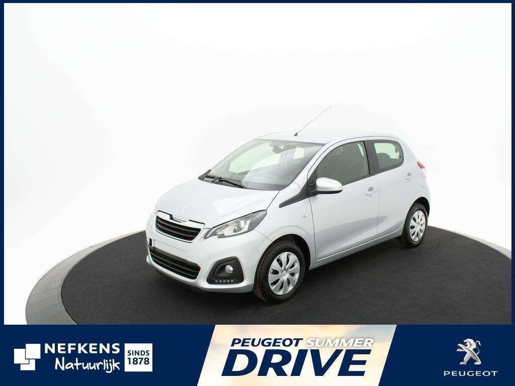 Peugeot 108 1.0 e-vti active automaat *airco*bluetooth*automaat*geen meerprijs bij private lease* *voorraadvoordeel bij nefkens*