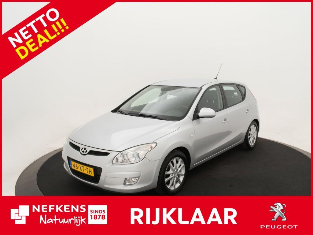 Hyundai I30 1.6i 120pk style 5drs *climate control!* *parkeersensoren!* *trekhaak!* *netto deal!* *rijklaar prijs!*
