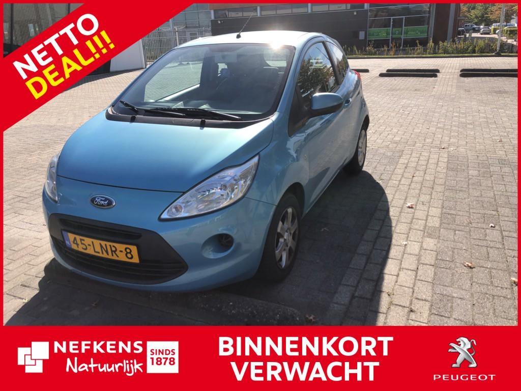 Ford Ka 1.2 cool&sound *airco!* *radio!* *elektrisch pakket!* *verwacht!* *netto deal!* *rijklaar prijs!*
