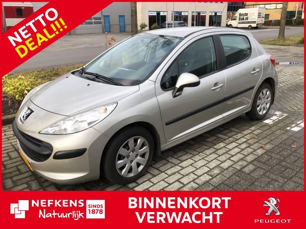 Peugeot 207 1.4-16v x-line *automaat!* *airco!* *cruise control!* *trekhaak!* *verwacht!* *netto deal!* *rijklaar prijs!*