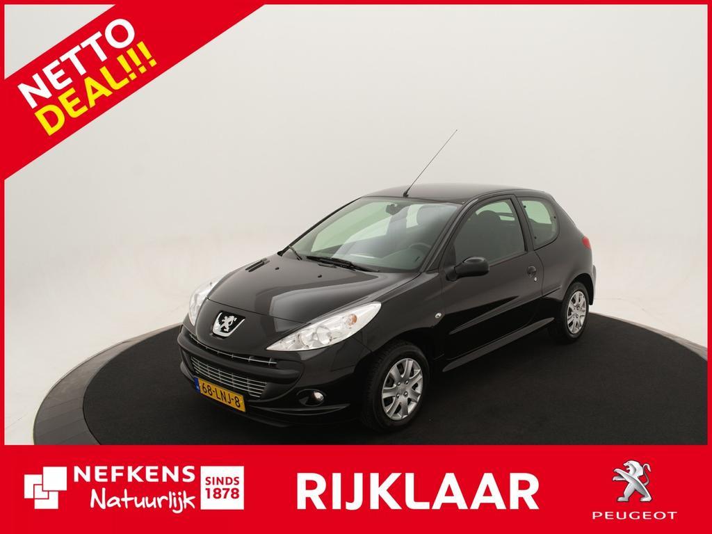 Peugeot 206+ 1.4 xs *airco!* *radio c/d!* *netto deal!* *rijklaar prijs!*