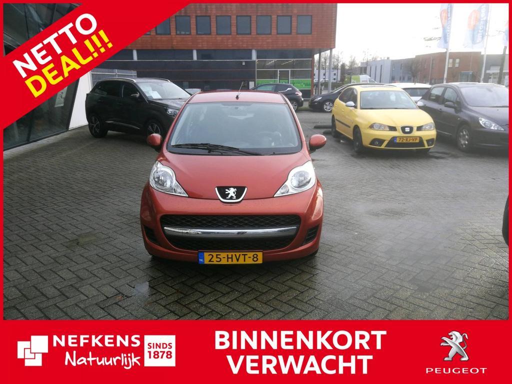 Peugeot 107 1.0-12v sublime 5d *binnenkort verwacht*airco* *netto deal!* *rijklaar prijs!*