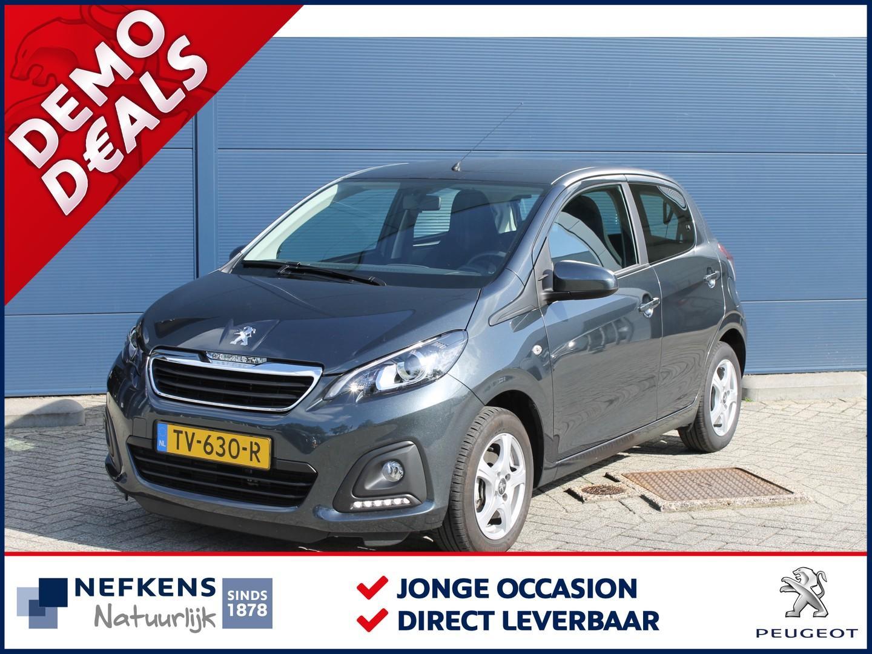 Peugeot 108 1.0 e-vti active *lm-velgen*5deurs*airco* demo deals