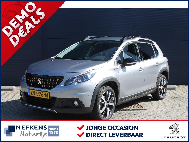 Peugeot 2008 1.2 puretech gt-line 130pk *grip control*all-season banden* nefkens deal