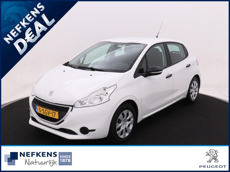 Peugeot 208 1.2 vti access *trekhaak*airco*cruise-control* nefkens deal
