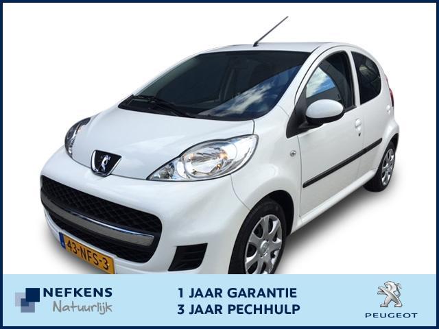 Peugeot 107 Xs 1.0-12v 5drs * airco * audio * elek ramen *