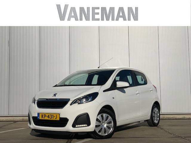 Peugeot 108 1.0 12v e-vti 68pk 5dr