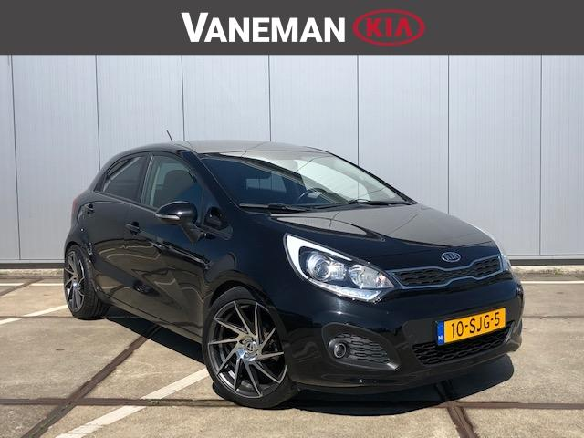 Kia Rio 1.2 cvvt 85pk eco super pack