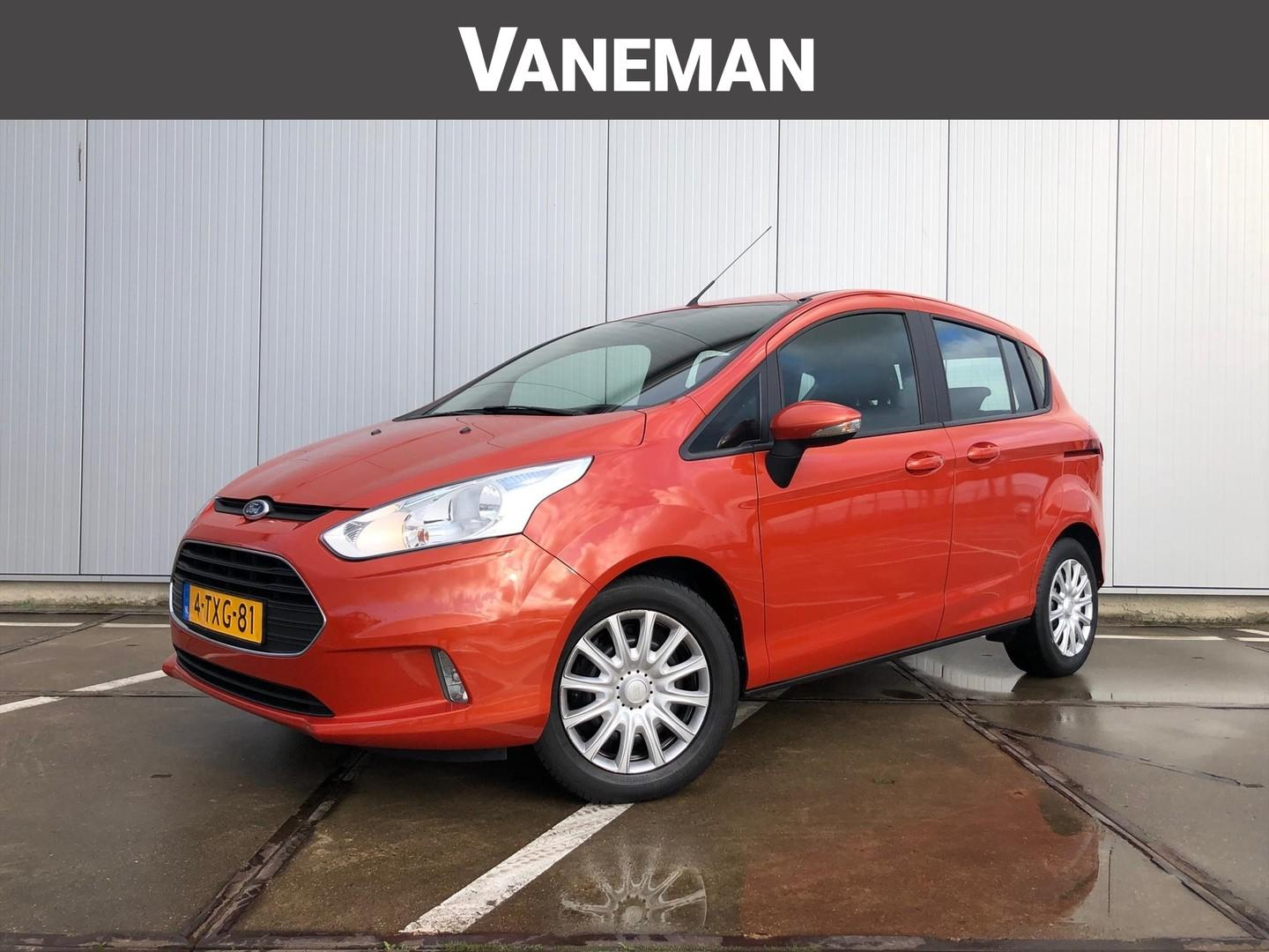 Ford B-max 1.0 ecoboost 100pk