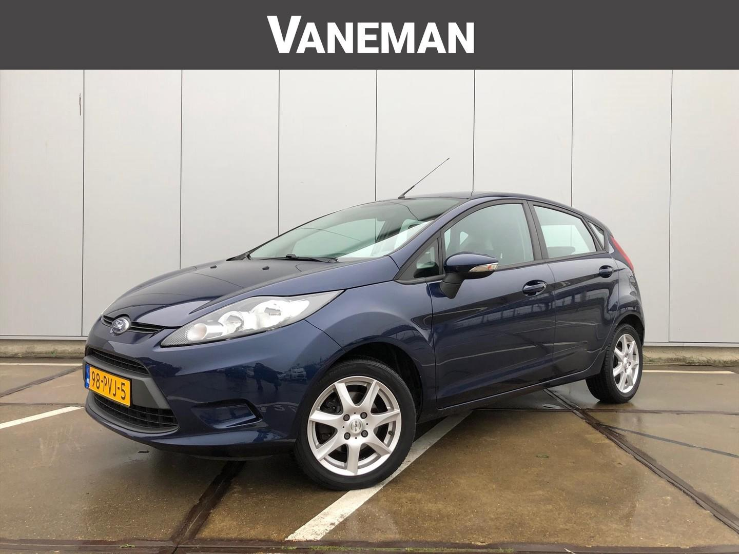Ford Fiesta 125 Limited Bij Vaneman