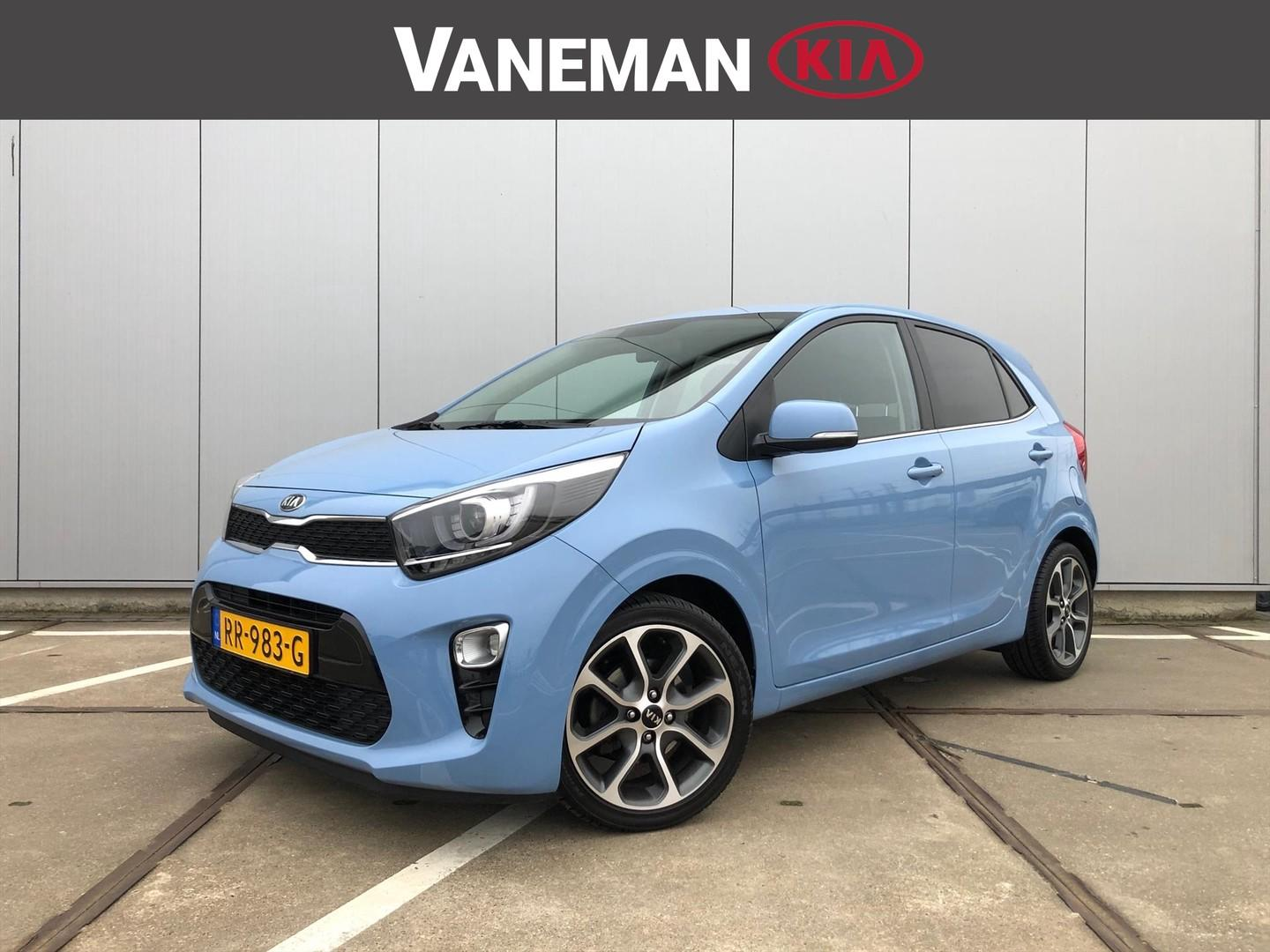 Kia Picanto 1.0 mpi colour edition
