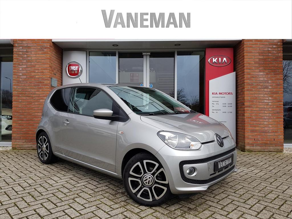 Volkswagen Up! 1.0 60pk 3d high up! navi / pdc / velgen