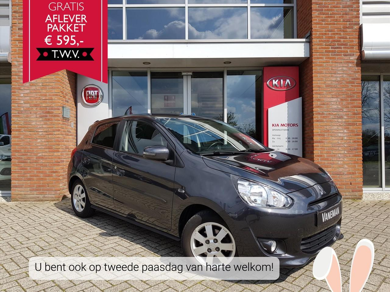 Mitsubishi Space star 1.0 cleartec go intense /keyless go/ privacy glass/ velgen/