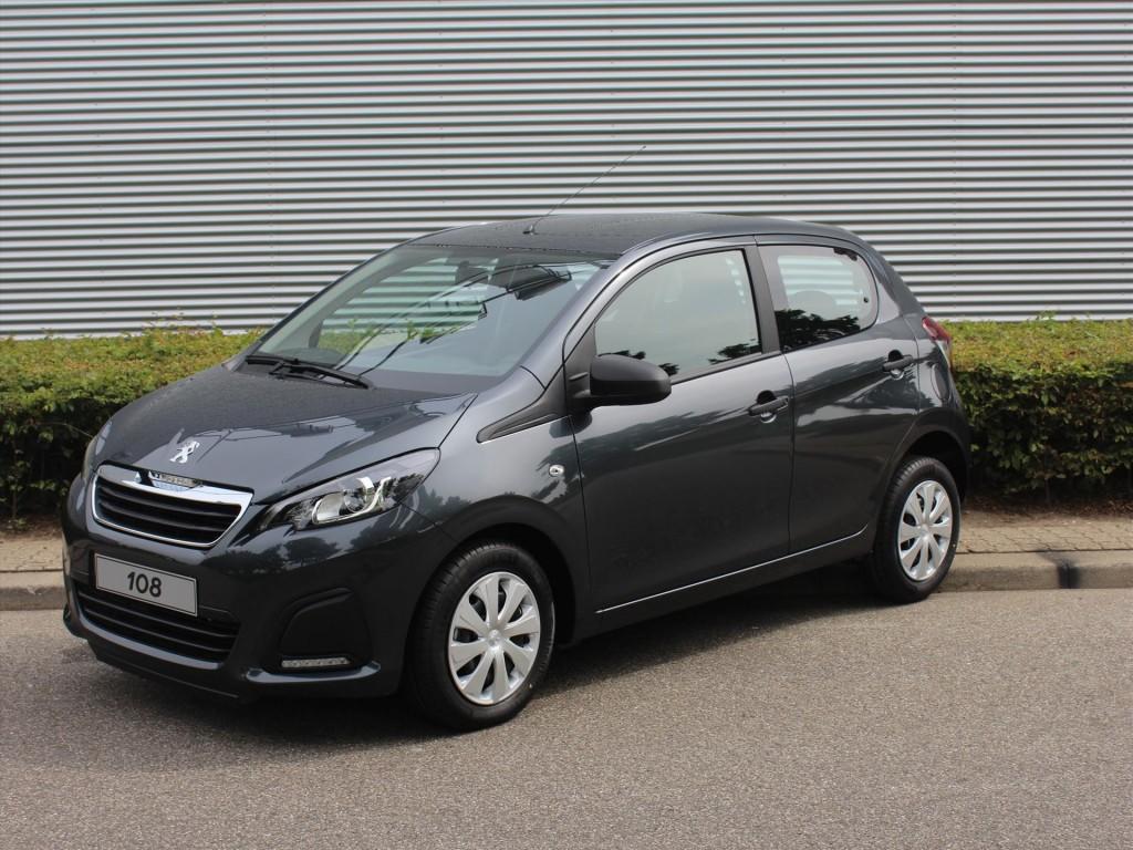 Peugeot 108 Access 3-drs *nieuw* *goedkoop* *leasen*