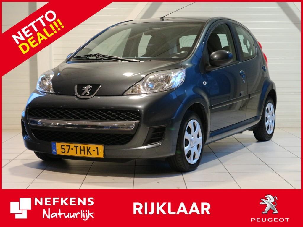 Peugeot 107 1.0 68 pk xs netto deal / rijklaar