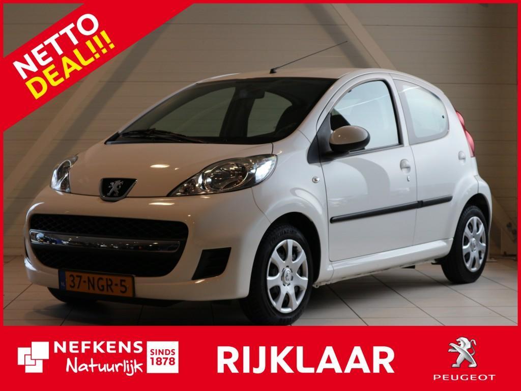 Peugeot 107 1.0 68 pk automaat xs netto deal & rijklaar