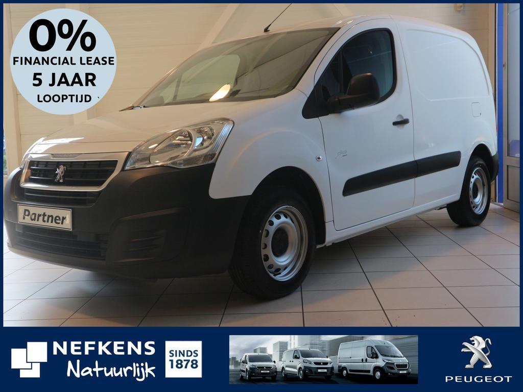 Peugeot Partner 120 l1 1.6 hdi 100 pk premium voorraad voordeel