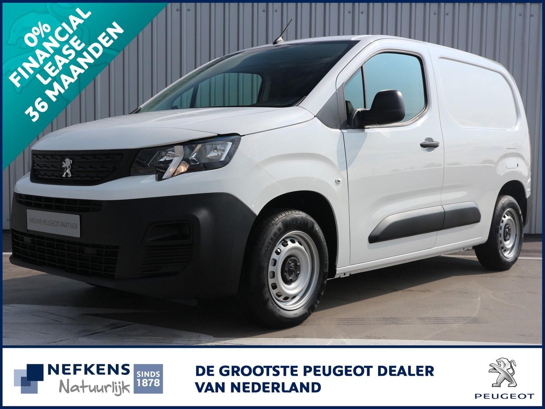 Peugeot Partner 1.5 75 pk bluehdi pro 650kg