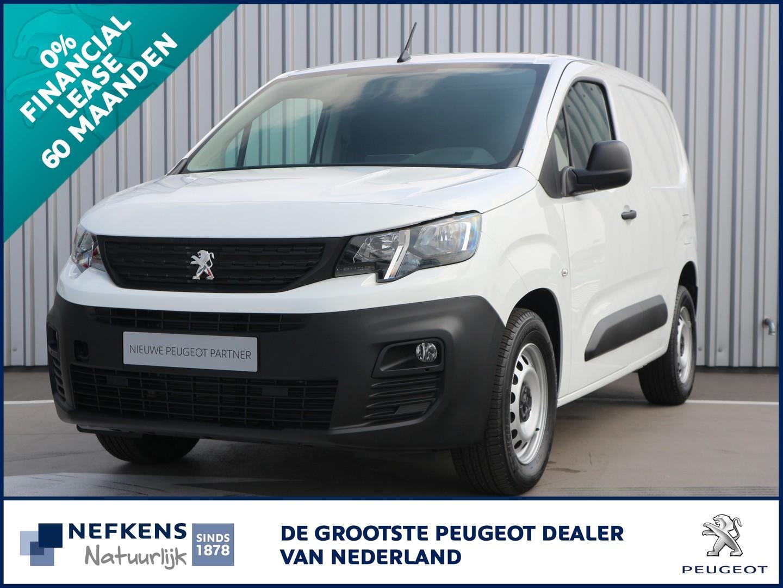 Peugeot Partner 1.5 75 pk 650 kg pro