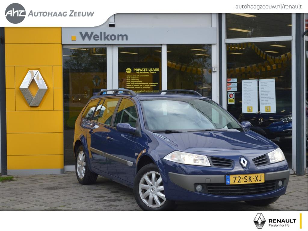 Renault Mégane Grand tour 1.4-16v expression