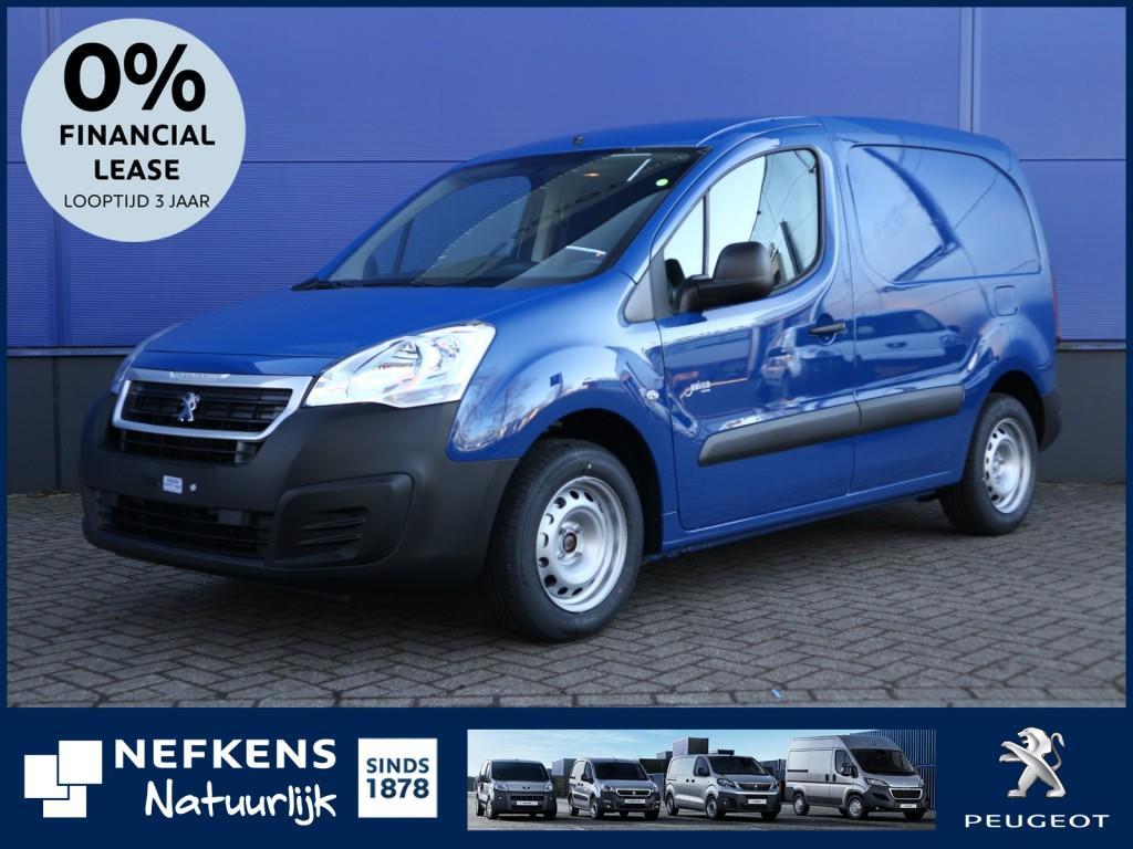 Peugeot Partner Gb 120 1.6 75 pk l1 premium voorraad voordeel