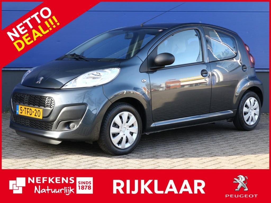 Peugeot 107 1.0 68 pk acces netto deal & rijklaar
