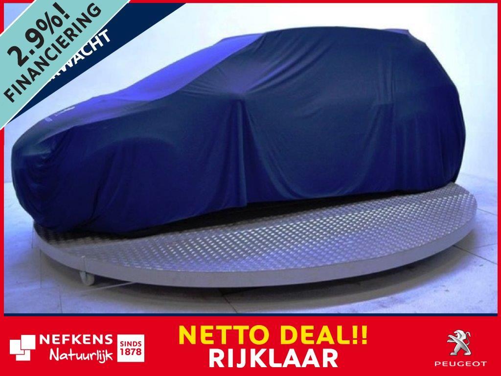 Peugeot 206+ 1.4 75 pk xs netto deal & rijklaar