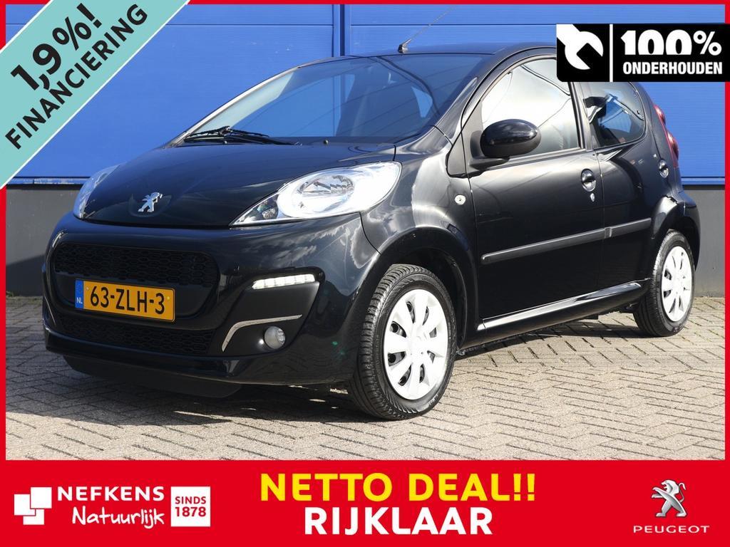 Peugeot 107 1.0 68 pk active netto deal & rijklaar