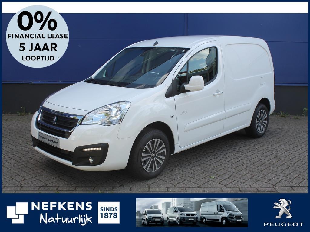 Peugeot Partner 120 1.6 75 pk l1 premium pack 3-zits