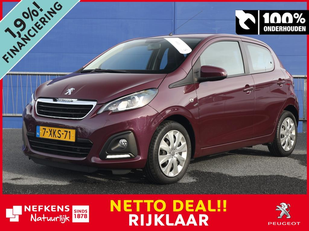 Peugeot 108 1.0 68 pk active netto deal & rijklaar