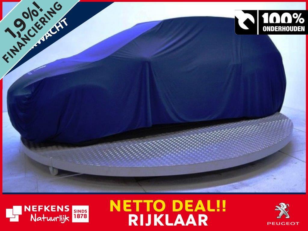 Peugeot 107 1.0 68 pk envy netto deal & rijklaar